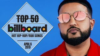 Top 50 • US Hip-Hop/R&B Songs • April 6, 2019 | Billboard-Charts