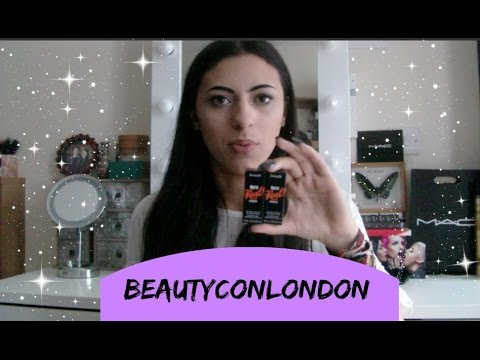 BeautyCon London 2015 Haul and Experience