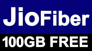 JIO 100Mbps Fiber Broadband Details | JioFiber Preview OFFER | What is JioFiber ?