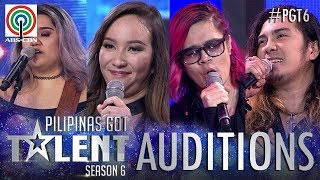 Pilipinas Got Talent 2018 Auditions: Yes Montage - Sing