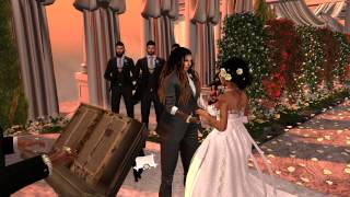 The Wedding of Mal Justice Melodic & Benji A. Validus Soto