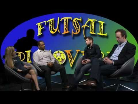 Charlie Adams EXCLUSIVE on Futsal Discovered