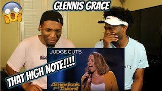 Glennis Grace: Charismatic Holland Star WOWS America With Prince Cover | America's Got Talent 2018
