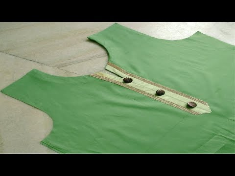Easy and Stylish Neck Design Cutting and Stitching || Reet Designs