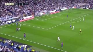 El Clasico Real madrid vs Barcelona 2017 Messi Goal Titanic music!