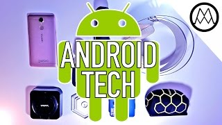 Best Tech for Android Smartphones!