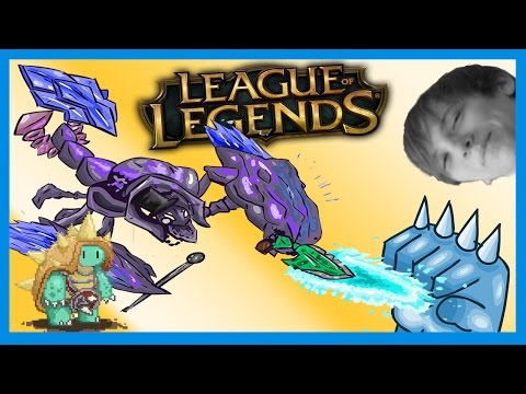 League of Legends - MĘSKI RAK SKARNER - MĘSKI PORADNIK