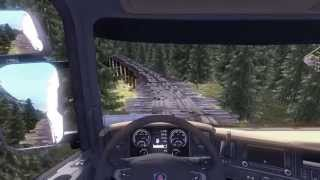 [ETS 2]Truckers map Final by.goba6372.r1 [Скрытая дорога][Финал]