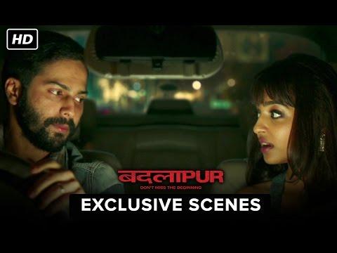 Varun Likes To Flirt A Bit - Badlapur