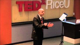Distributed solar energy for an empowered and healthy planet | Rajiv Pandya | TEDxRiceU