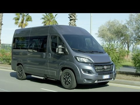 NEW 2015 Fiat Ducato overview
