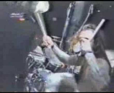 Sepultura Inner Self live 1994
