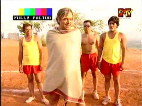 Mtv Fully Faltoo Spoof Of Indian Cricketrs And Actors video