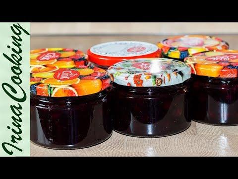 ВАРЕНЬЕ (ЖЕЛЕ) из ЧЕРНОЙ СМОРОДИНЫ на зиму   Jelly Blackcurrant- Vitamins for Winter Time