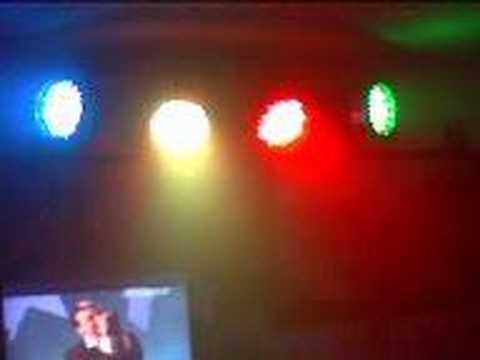 Lacrimosa Jesus on Extasy Par 56 LED PAR-56