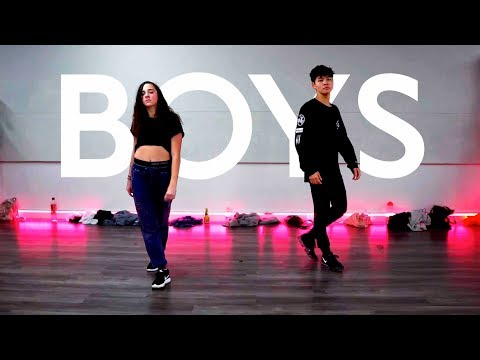 Boys - Lizzo | Brian Friedman Choreography | Kreativ Minds Feat Sean Lew & Kaycee Rice