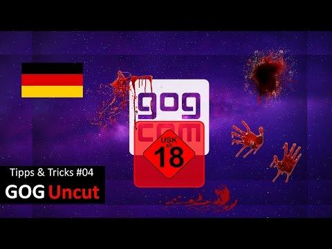 In Deutschland nicht verfügbar - Uncut Spiele bei GOG.com kaufen   Tipps & Tricks #04