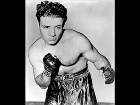 Raging Bull Jake LaMotta Interview 9-5-08