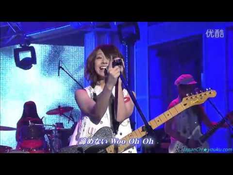 寺田恵子 x SCANDAL 限界LOVERS
