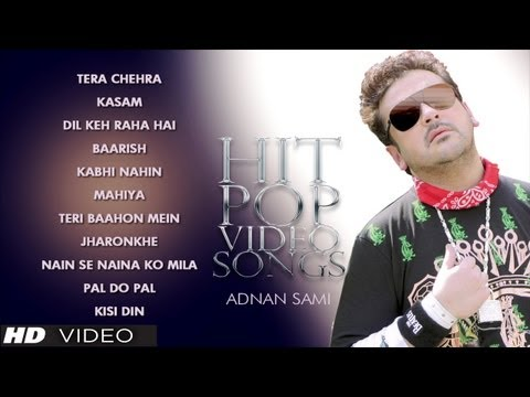 Adnan Sami Hit Pop Album Songs - Video Jukebox video
