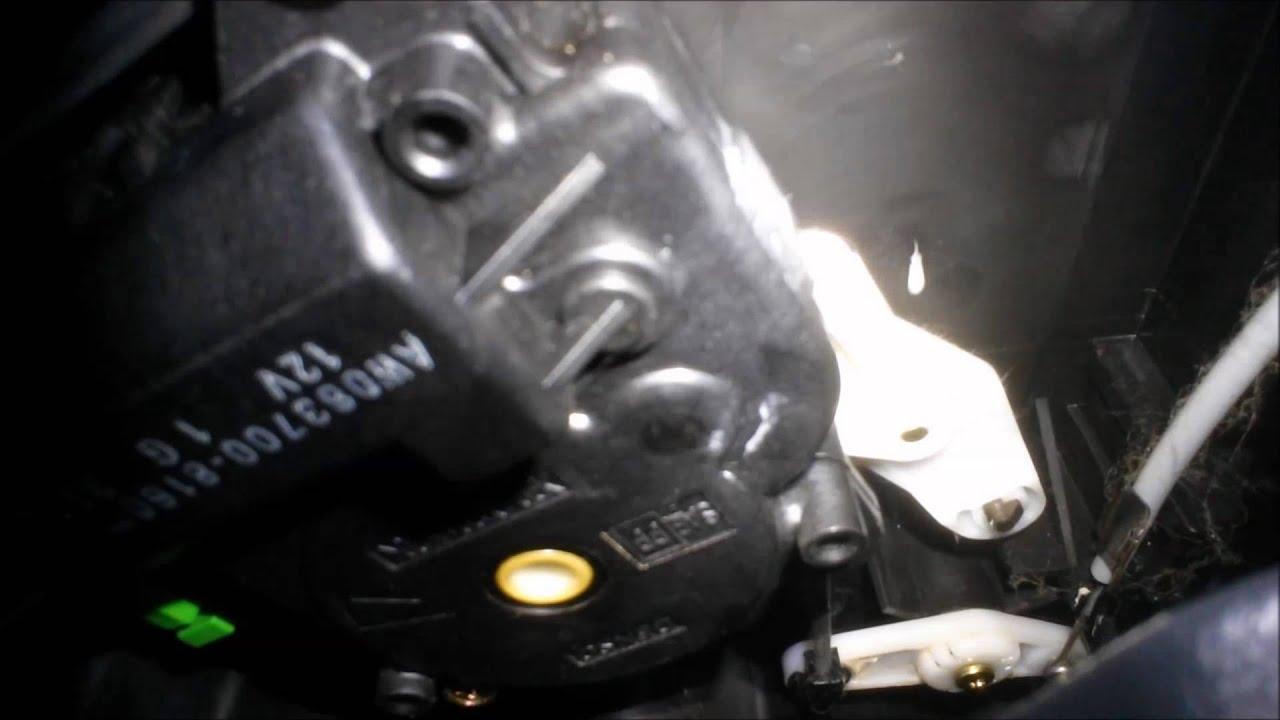 2005 Honda Pilot Quot Chattering Quot Noise Problem Youtube