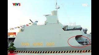 Tường tận khả năng tác chiến đa nhiệm trên tàu chiến mạnh nhất Việt Nam