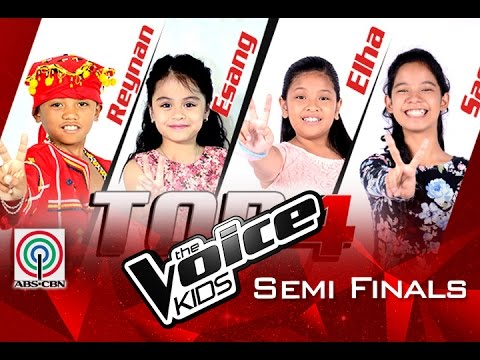 The Voice Kids Philippines 2015: Announcement of Final 4