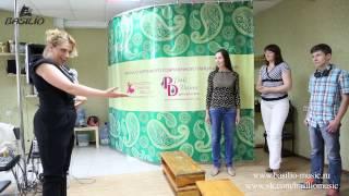 Мастер-класс по вокалу Ольги Канареевой (СПб). Часть первая. Дыхание и опора звука