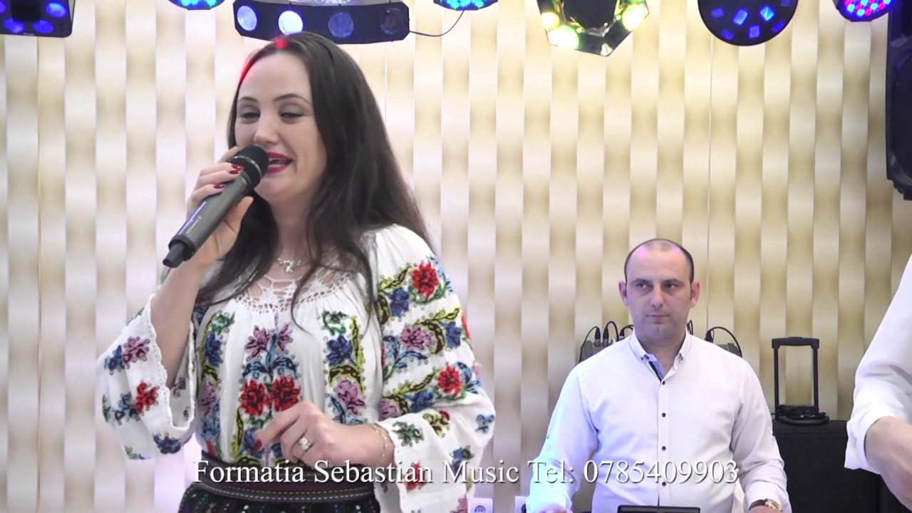 LILIANA BEZNA & FORMATIA SEBASTIAN MUSIC 2017 COLAJ MUZICA DE PETRECERE 2017