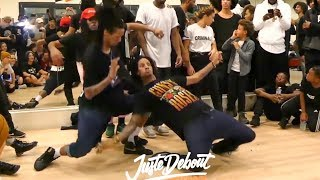New Les Twins At Workshop 2018 - Best Of Larry And Laurent Freestyle Dance 2018