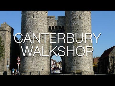 Mobile Walkshop: Canterbury