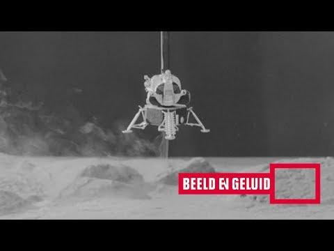 1e mens op de maan (1969)