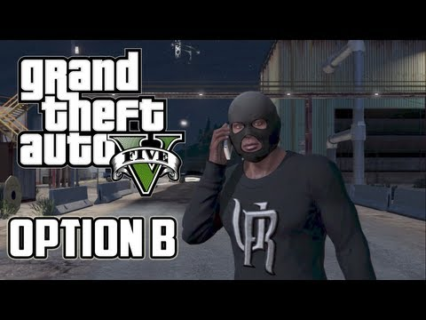 "GTA 5 – Ending / Final Mission ""The Time's Come"" (Option B)"