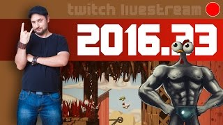 Livestream 2016 #33 - Chicku, Shadwen