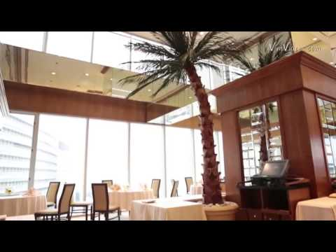 Top Restaurants of Hong Kong • Dynasty Restaurant, Renaissance Harbour View Hotel Hong Kong