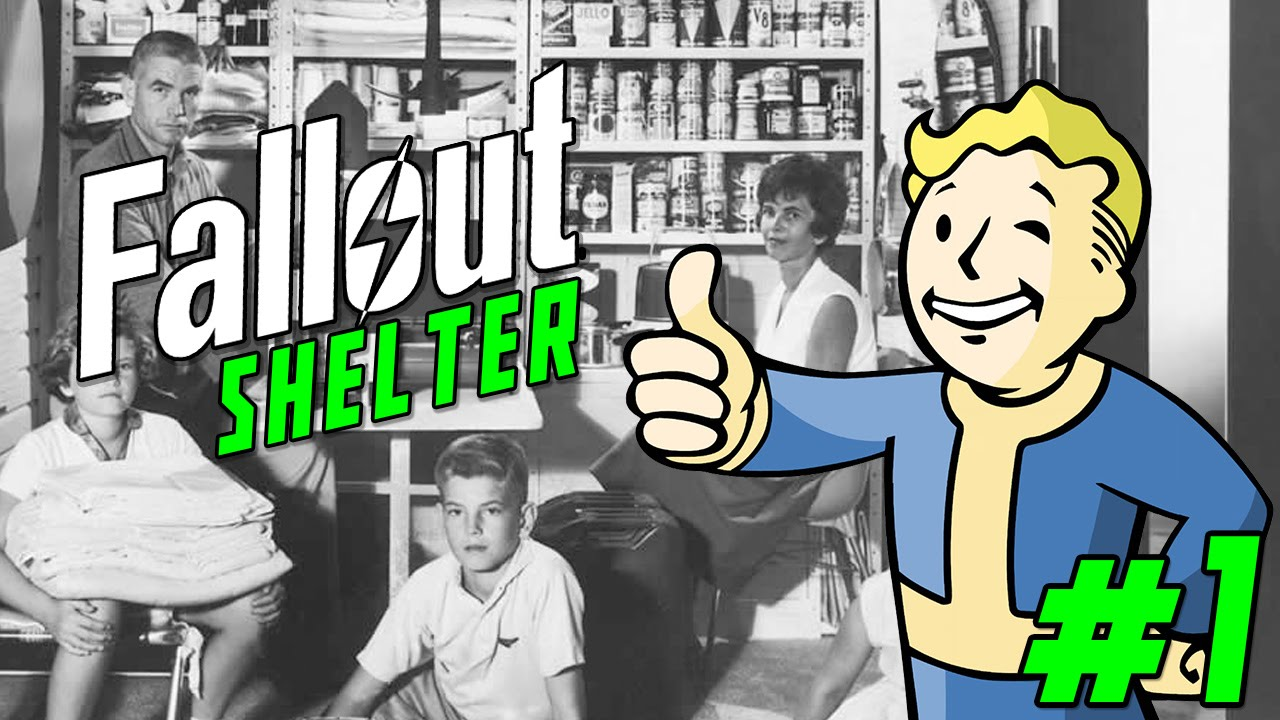 Fallout Shelter Fallout Shelter Gameplay Part