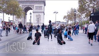 [K-POP IN PUBLIC CHALLENGE IN PARIS] iKON - '죽겠다(KILLING ME)' Dance Cover by ICU From France
