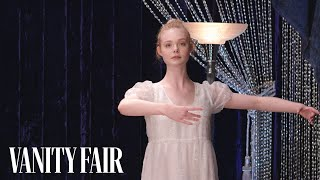 Elle Fanning Teaches You How to Make a Ballet Turn | Vanity Fair