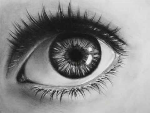 How to Draw a Realistic Eye Crying How to Draw a Realistic Eye
