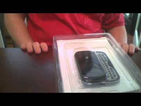 alcatel sparq unboxing
