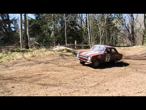 Headquake's RC - #99 (mk1 Escort audiosync) April 5 2012
