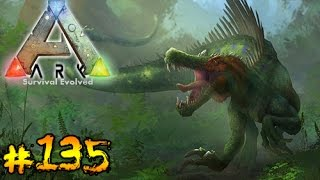 ARK #135 Ultra Spino zähmen! [Deutsch/HD]