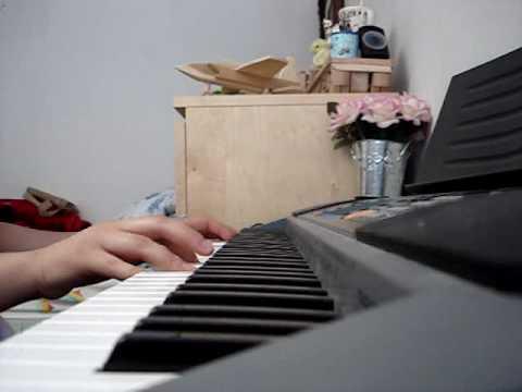 I Will Be By Avril Lavigne & Leona Lewis Piano Solo video