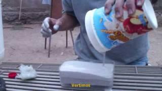 Cooking | Fabricando Moldes para Plomadas de Pesca Making molds fishing sinkers | Fabricando Moldes para Plomadas de Pesca Making molds fishing sinkers
