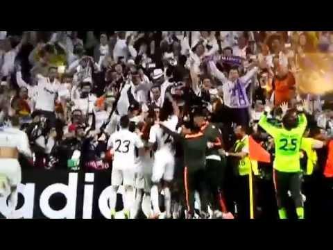 Uefa Champions League Final Real Madrid vs Atletico Madrid Cristiano Ronaldo goal penalty 4-1!!!