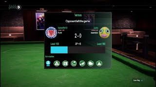 Pure Pool™,Snooker Master against jupolu,great games again thanks mate!