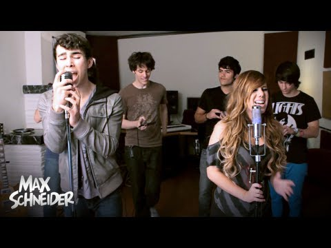 Payphone - Maroon 5 (Max Schneider (MAX) and Avery iPhone cover...