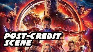 Avengers Infinity War Post Credit Scene Explained