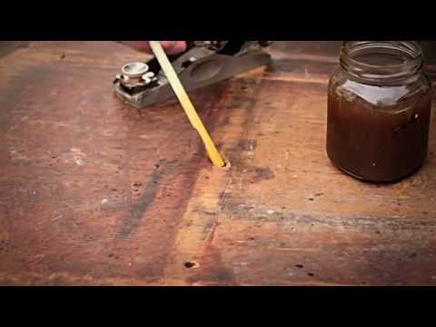 Restaurar videolike - Como restaurar una mesa de madera ...