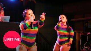 Little Women: Atlanta - Abira Heckles the Tiny Twinz's Performance (Season 5) | Lifetime